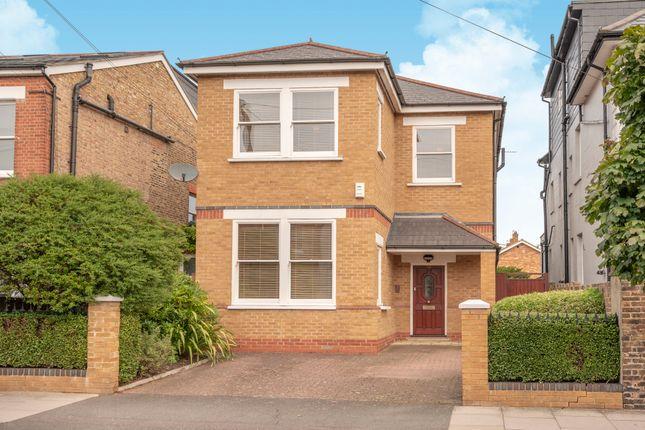Thumbnail Detached house for sale in Pelham Road, Wimbledon