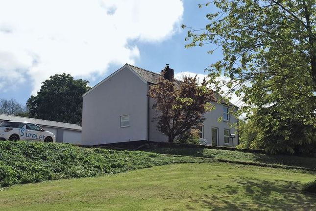Thumbnail Detached house to rent in Tump Farm, Crooked End, Ruardean