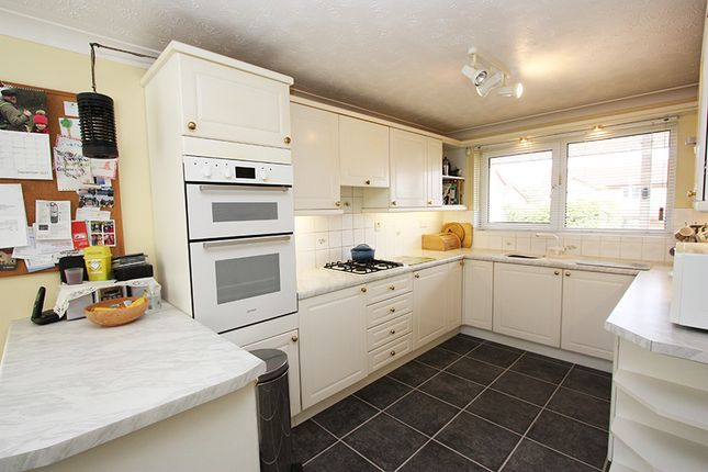 Thumbnail Detached house for sale in The Willows, Highworth, Swindon