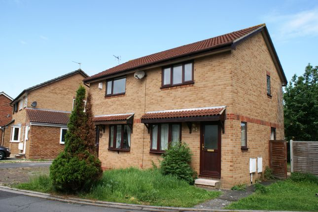 Thumbnail Semi-detached house to rent in Garner Court, Weston-Super-Mare