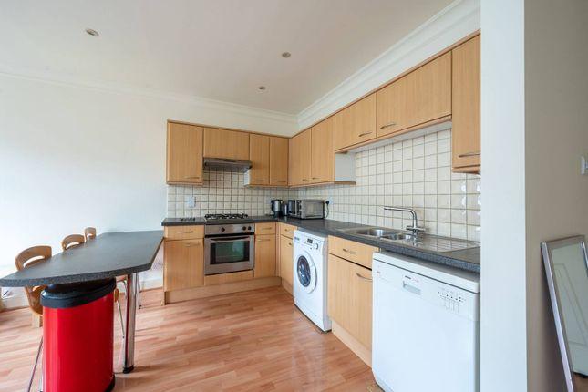 Thumbnail Flat to rent in Replingham Road, Southfields, London