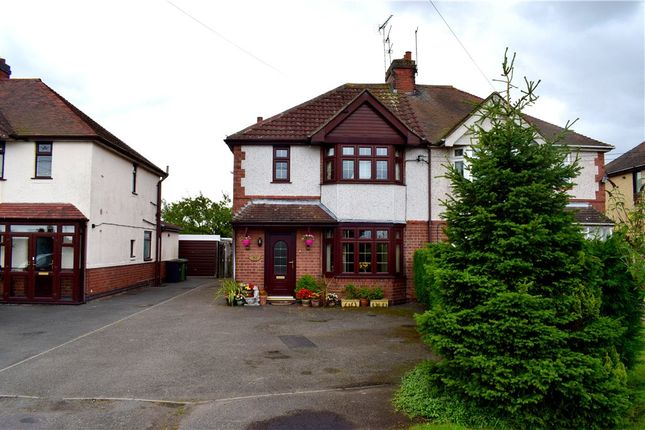 Thumbnail Semi-detached house for sale in Coventry Road, Bulkington, Bedworth, Warwickshire