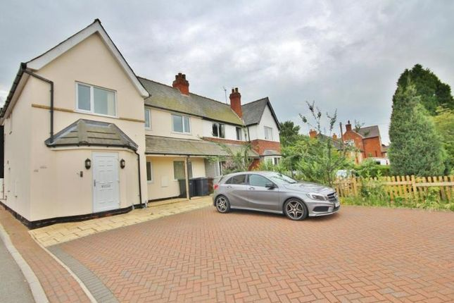 Thumbnail Flat to rent in Lincoln Road, Washingborough, Lincoln