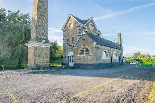 Thumbnail Commercial property for sale in Lease For Sale, Broadmeads Pumping Station, Ware