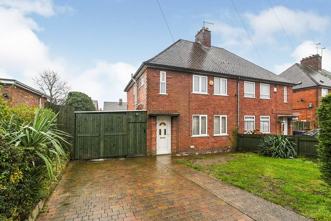 3 bed semi-detached house for sale in Moor Road, Dawley, Telford TF4