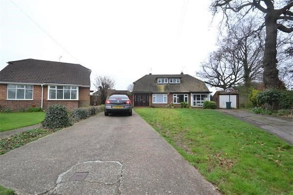 Front of Lindsay Close, Stanwell, Staines-Upon-Thames TW19