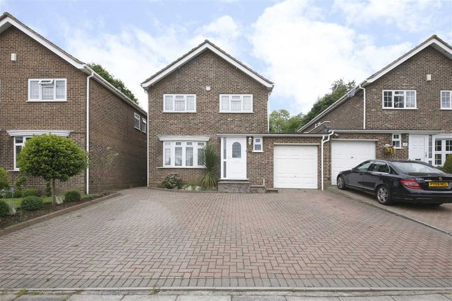 Thumbnail Detached house for sale in Monterey Close, Bexley