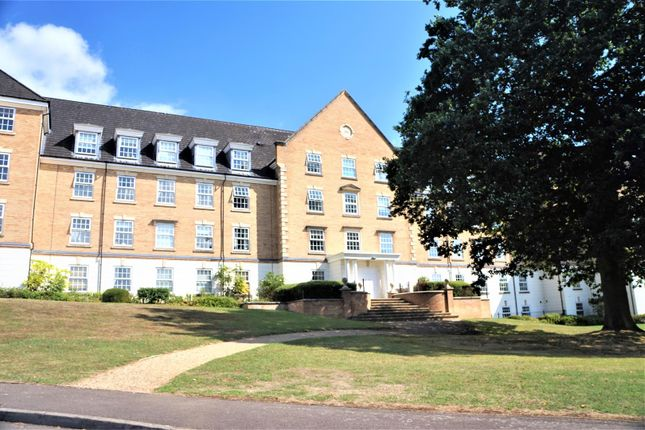 Thumbnail Flat for sale in Stelle Way, Glenfield, Leicester