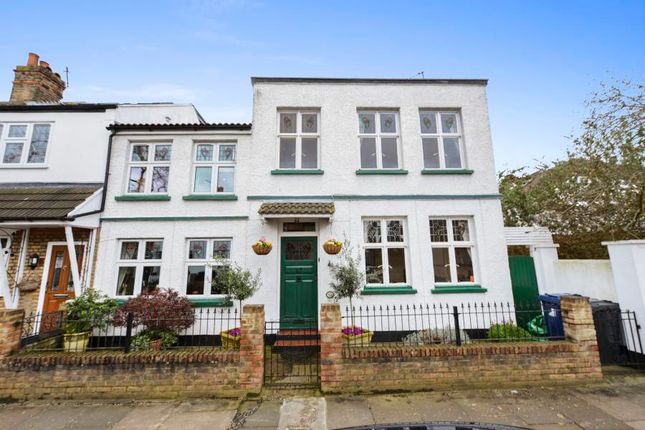 Thumbnail End terrace house for sale in Ridley Avenue, London