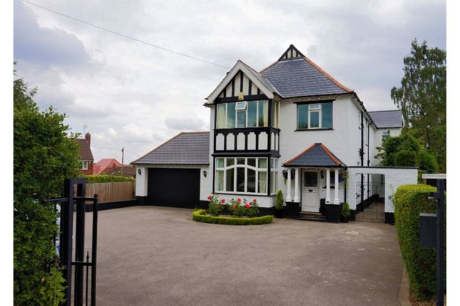 Thumbnail Detached house for sale in Duffield Road, Derby