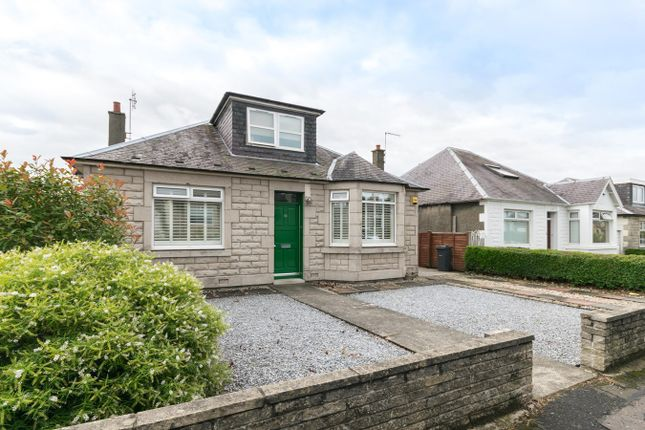 Thumbnail 3 bed detached bungalow for sale in Hillview Road, Corstorphine, Edinburgh