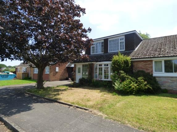 Thumbnail Bungalow for sale in Caspian Way, Wheaton Aston, Stafford, Staffordshire