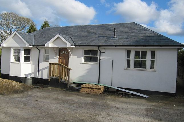 Thumbnail Detached bungalow for sale in (Adjacent To The Orchard), London Road, Southborough, Kent