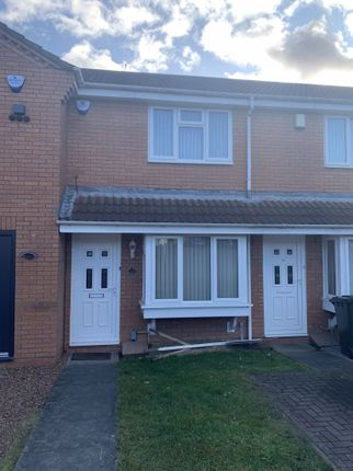 Thumbnail Terraced house to rent in Ordley Close, Newcastle Upon Tyne
