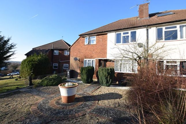 Thumbnail Maisonette to rent in Russett Close, Chelsfield, Orpington