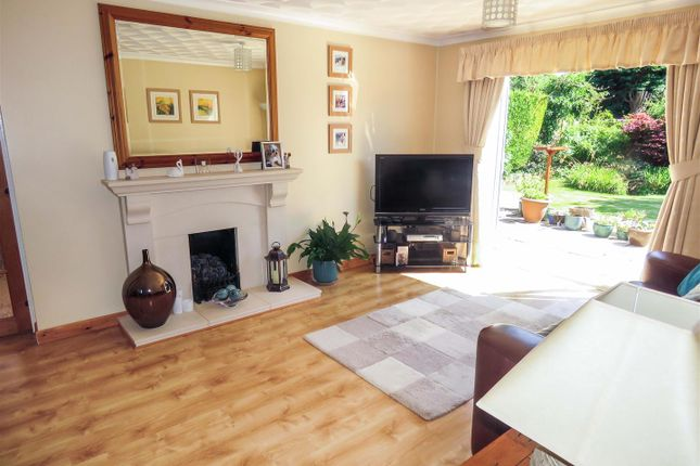 Thumbnail Detached house for sale in Sambar Close, Eaton Socon, St. Neots