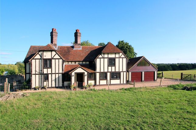 Thumbnail Detached house for sale in Broadhurst Manor Road, Horsted Keynes, Haywards Heath, West Sussex