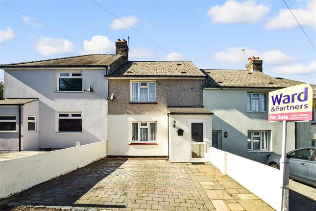 Thumbnail Terraced house for sale in Sycamore Road, Dartford, Kent