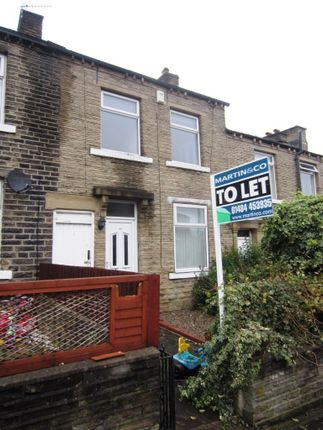 Thumbnail Terraced house to rent in Brook Street, Moldgreen, Huddersfield
