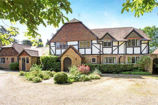 Thumbnail Detached house for sale in Grantley Avenue, Wonersh, Guildford, Surrey