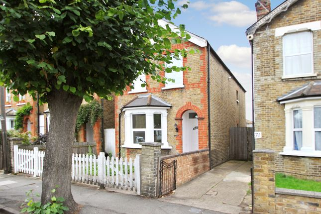 Thumbnail Detached house to rent in Canbury Avenue, Kingston Upon Thames
