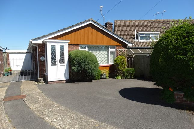 Thumbnail Detached bungalow for sale in Down End, Charminster, Dorchester