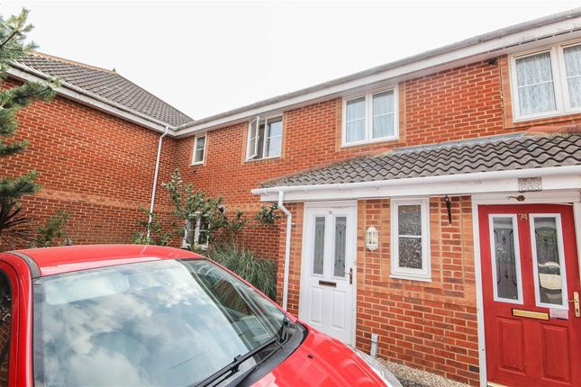 Thumbnail Terraced house to rent in Drum Road, Eastleigh