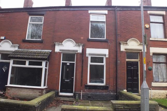 Thumbnail Terraced house to rent in Argyll Street, Ashton-Under-Lyne