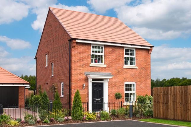 "Thumbnail Detached house for sale in ""Ingleby"" at Lindhurst Lane, Mansfield"