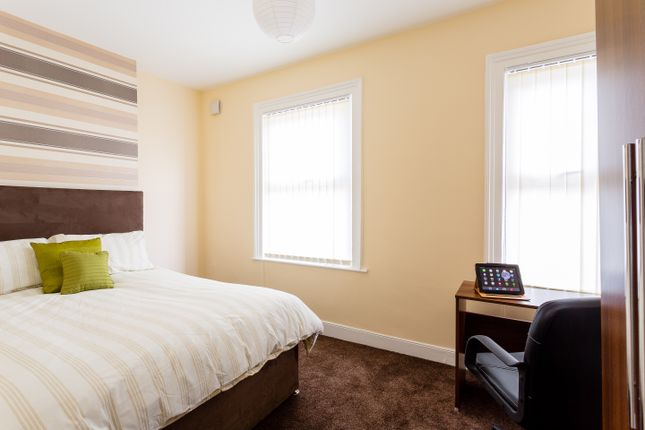 Thumbnail Room to rent in Newstead Road, Liverpool