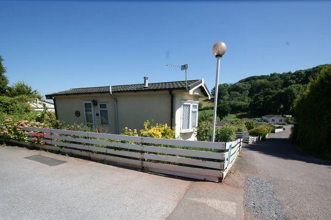 Thumbnail Mobile/park home for sale in Beechdown Park, Totnes Road, Paignton