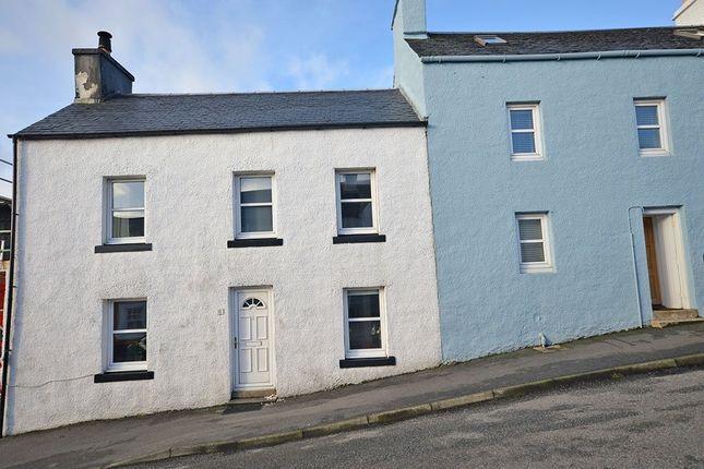 Thumbnail Terraced house for sale in Breadalbane Street, Tobermory, Isle Of Mull