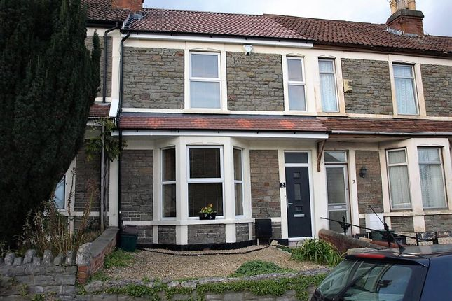 Thumbnail Terraced house for sale in Trelawney Park, Brislington, Bristol
