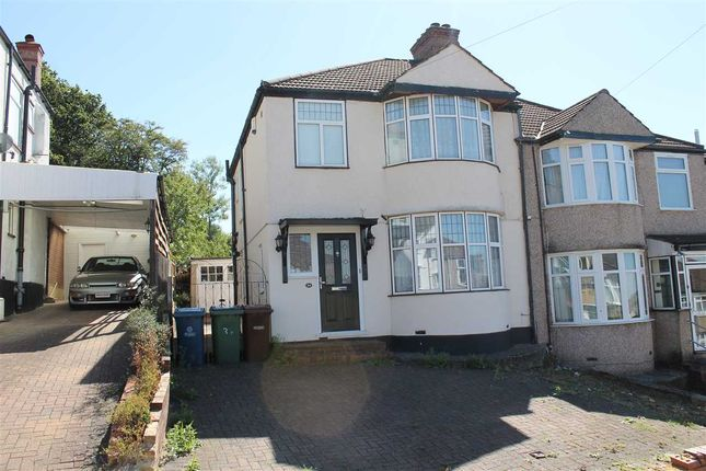 Semi-detached house for sale in Woodcroft Avenue, Stanmore