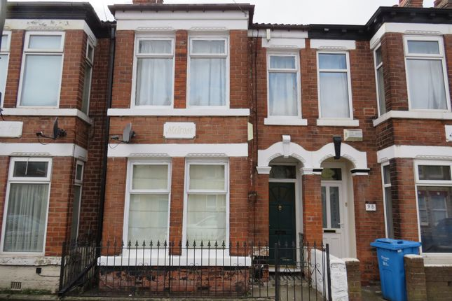 Thumbnail Terraced house for sale in Hardy Street, Hull