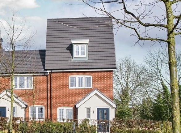 Thumbnail Terraced house for sale in Five Oaks Lane, Chigwell, Essex