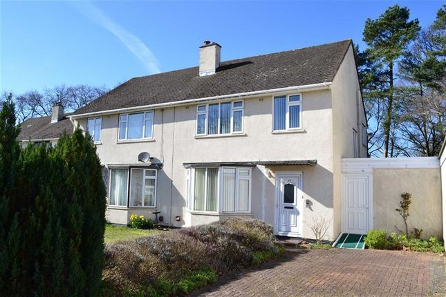 Thumbnail Semi-detached house for sale in Long Grove, Baughurst, Hampshire