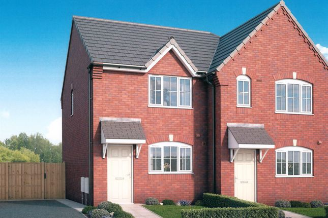 Thumbnail Semi-detached house for sale in Porthouse Rise, Tenbury Road, Bromyard
