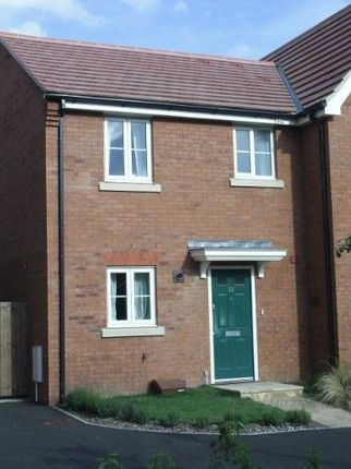 Thumbnail Semi-detached house to rent in Jennings Drift, Kesgrave, Ipswich