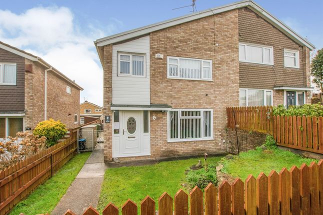 3 bed semi-detached house for sale in Hill Rise, Cardiff CF23