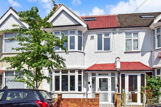 Thumbnail Terraced house for sale in Oaklands Avenue, Thornton Heath, Surrey