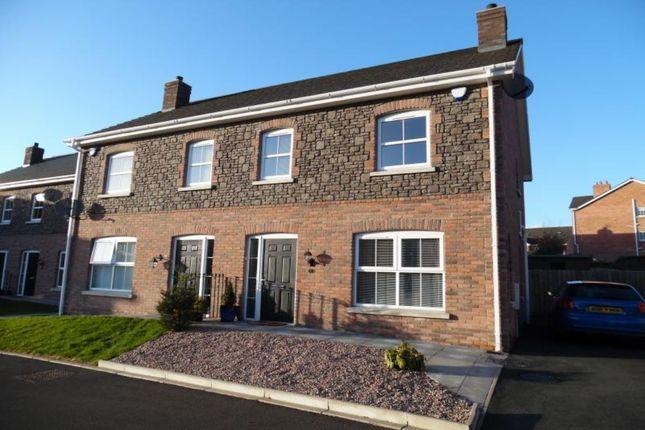 Thumbnail Semi-detached house to rent in Victoria Bridge, Newtownabbey