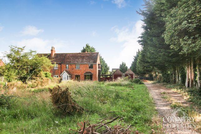 Thumbnail Semi-detached house for sale in Cardington Road, Bedford