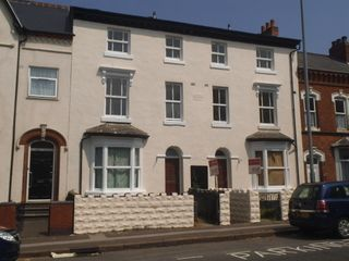 Thumbnail Flat to rent in Victoria Road, Aston