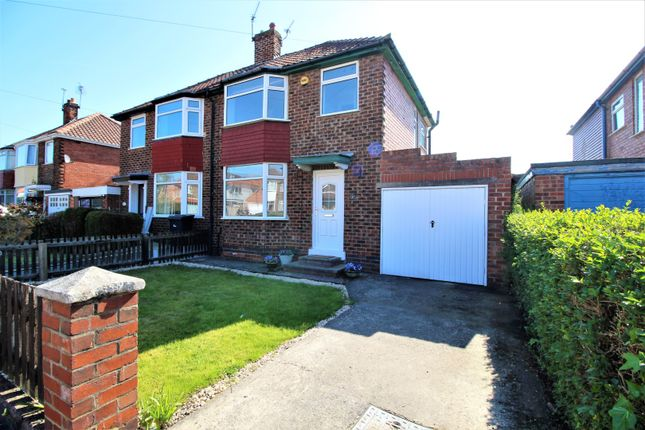 Thumbnail Semi-detached house for sale in Collingwood Avenue, York