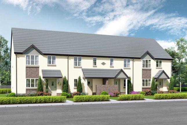 Thumbnail Terraced house for sale in Abbeyford Vale, Crediton Road, Okehampton, Devon