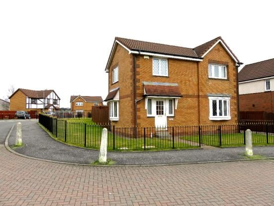 Thumbnail Detached house for sale in Moorfield Crescent, Airdrie