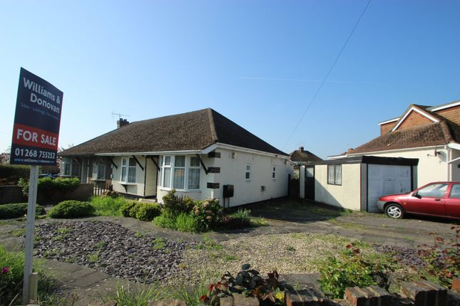 Thumbnail Semi-detached bungalow for sale in Appleton Road, Benfleet