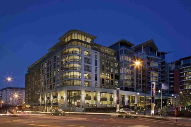 Thumbnail Flat to rent in Octavia House, Imperial Wharf