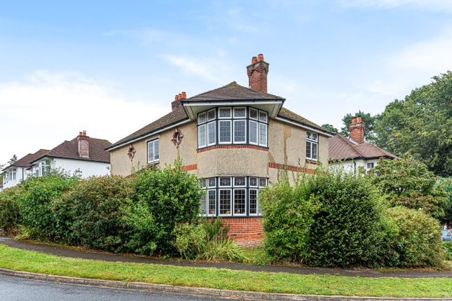 Thumbnail Detached house for sale in Chetwynd Drive, Bassett, Southampton, Hampshire